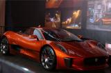 捷豹路虎多款车型亮相 《007:幽灵党》