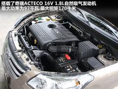 奇瑞  E5 1.8 CVT